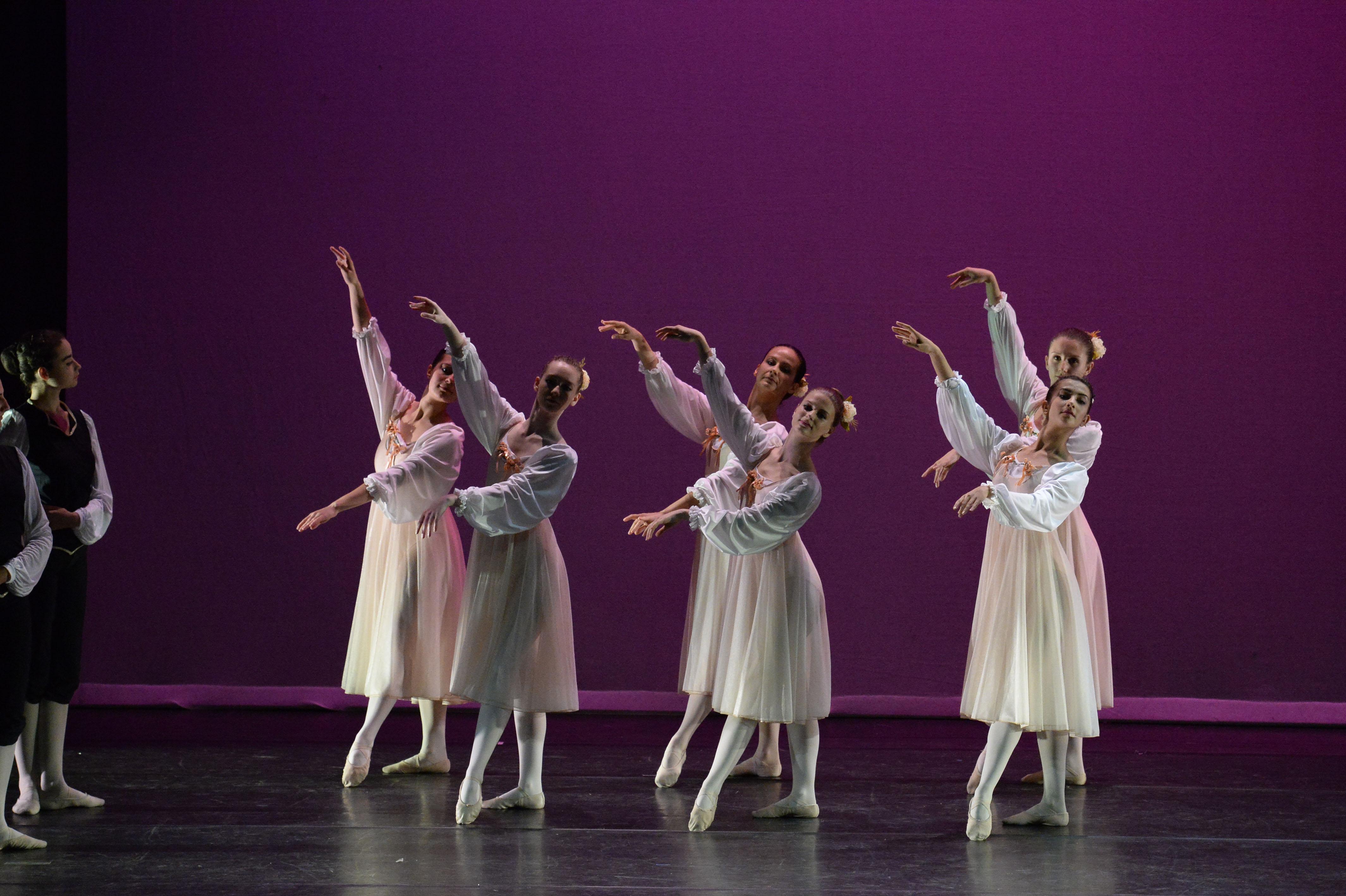 L'amore 1700 Saggio scuola di danza Arnoldi 2016